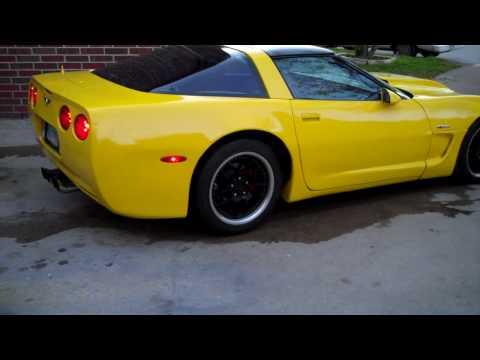 The Car Doc C4 corvette body kit