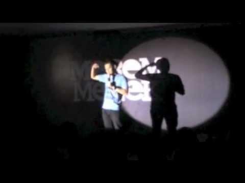 Ernest Prakasa @ Merem Melek Tour Denpasar - Biji, Part 1