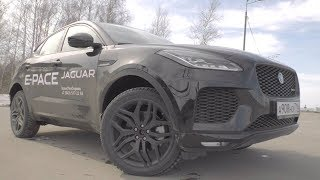 Jaguar E-Pace 2018 // Megaretr