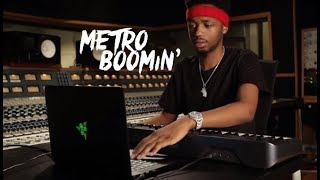 Metro Boomin Type Beats Tutorial - [FL Studio 12.5] Mac OSX
