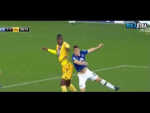 Cuplikan Gol Everton vs Crystal Palace 1-1 All Goals & Highlight (01-10-2016)