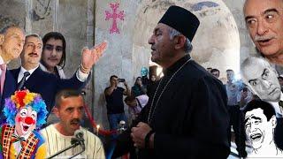 Бакинский балаган на Ахтамаре ... .