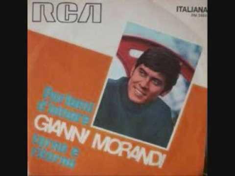 Gianni Morandi- Parlami d'amore