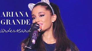Ariana Grande - Understand (Christina Aguilera cover)