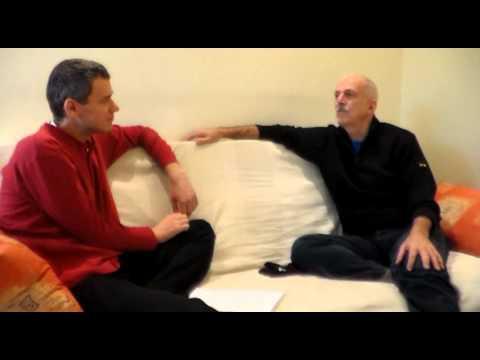 Interview with Devo Minas, Osho sannyasin from Greece, visiting Romania.