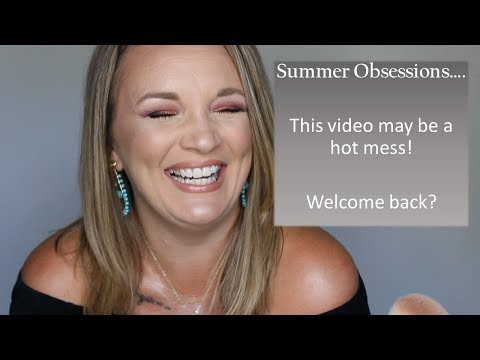 I am back with my SUMMER OBSESSIONS!! thumbnail