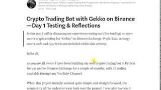 bot gekkó bináris opciók 10 másodperc