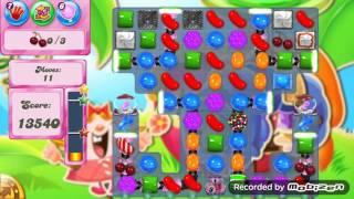 Candy crush saga level 813 Cracked Easy
