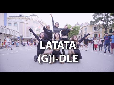[1theK Dance Cover Contest] (G)I-DLE ((여자)아이들) - LATATA (라타타) DANCE COVER By BLACKCHUCK From Vietnam