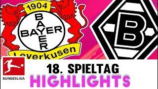 FIFA 19: Bayer Leverkusen VS Borussia Mönchengladbach   HIGHLIGHTS   BUNDESLIGA Prognose