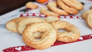 How To Make Danish Butter Cookies