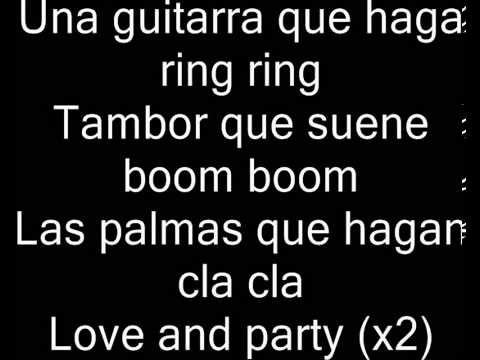 Love y party Juan Magan ft Joey Montana