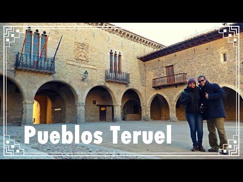 Pueblos más bonitos del Maestrazgo: Cantavieja, Mirambel y Minas Escucha | Teruel, España