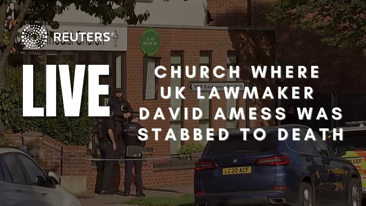 David Amess, Conservative Lawmaker in U.K., Is Reported Stabbed ...