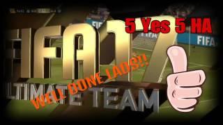 FUT Champs Funny/Nice Goal's