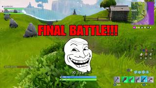 Bush/stealth guide for Noobs who get wrecked. Fortnite BATTLE ROYALE Duo win. FUNNY. PS4 Pro