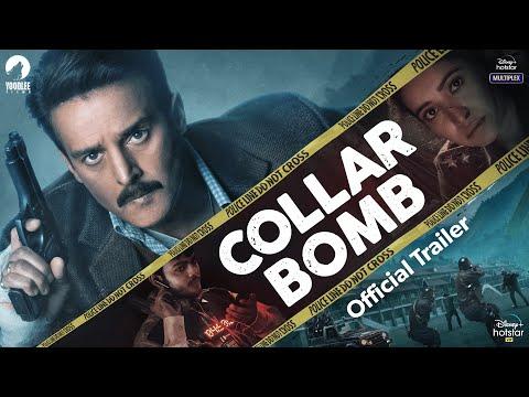 Collar Bomb | Official Trailer | Jimmy Shergill, Asha Negi, Dyanesh Zoting | Streaming from July 9