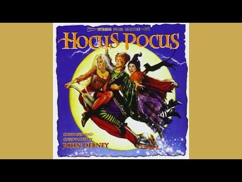 Hocus Pocus Intrada Soundtrack - 21 Sarah's Theme - Sarah Jessica Parker