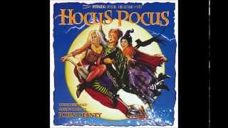 Hocus Pocus Intrada Soundtrack - 21 Sarah