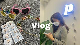 [Vlog] 일상브이로그   20대 직장인   서비스직…