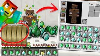 T Gaming Thử Thách Chế Tạo Đồ Bằng Đất Vip Nhất Trong Minecraft ?? Noob Có Kim Cương Siêu Dễ