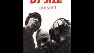 Dj Size - Blazin mixtape 1998 face A (3 first track)