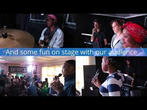 Surprise Ndzimande Workshop at COPA private music school