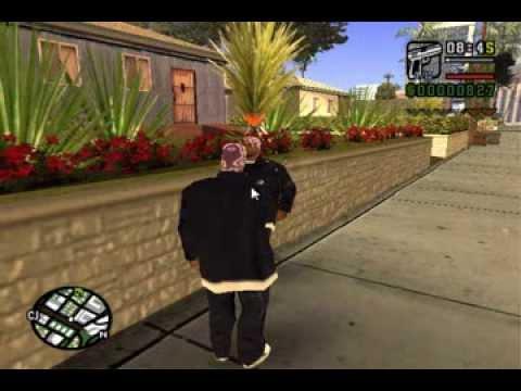 Cambiar De Personaje En GTA San Andreas PC Sin Reemplazar Archivos
