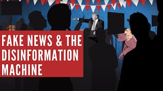 The Disinformation Machine
