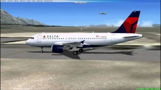 Grand Teton Flying: A FSX Movie
