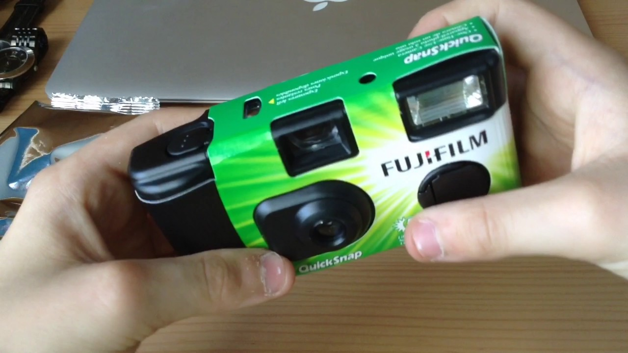 disposable camera review