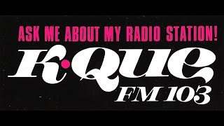 KQUE FM 103 Houston - (1976)