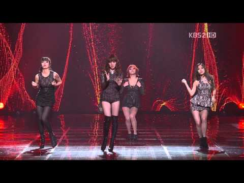 【1080P】miss A- Touch (28 Dec,2012)
