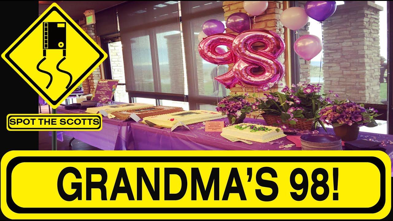 SpotTheScotts Grandmas 98th Birthday Party 260