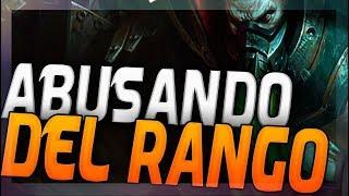 ABUSAND0 DEL RANGO! SEGUIMOS CON EL SP4ME0 DE LO OP! ROAD TO 💎  Urgot   LEAGUE OF LEGENDS   Exelion