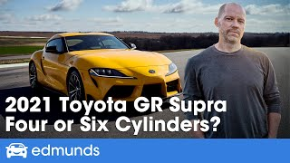 2021 Toyota Supra Review: Driving the New Turbo 2.0-Liter and 382-HP Six-Cylinder!