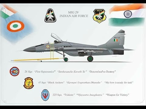 MiG 29 Air Combat Queen-Indian Air Force