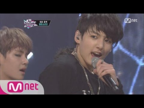 [STAR ZOOM IN] BTS - No More Dream [M COUNTDOWN EP.338] 151008 EP.35
