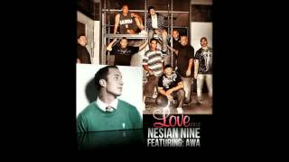 Love - Nesian NINE featuring AWA