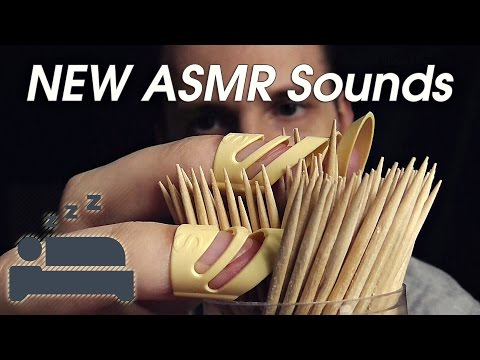 1 Hour NEW ASMR Sounds For Sleep (No Talking)
