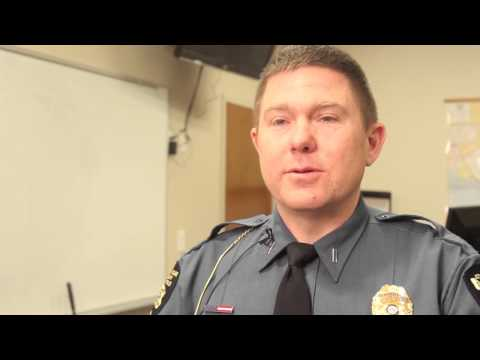 Athens Clarke County Police on Winter Weather