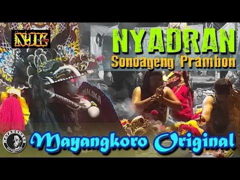 (Session 5) Mayangkoro Original NYADRAN - Simo Barong | Sonoageng Prambon Nganjuk 20 Juni 2019