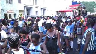 St.Vincent Carnival 2011 - Jouvert Morning