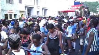St.Vincent Carnival 2011 - Jouvert Morning