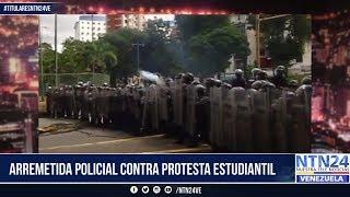 Titulares de las noticias más importantes en Venezuela este #21Nov