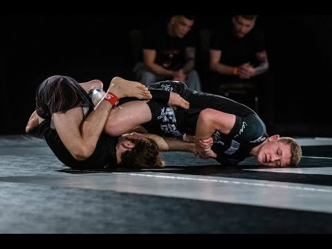 He hits a NASTY ANKLE LOCK 👀 | Cole Abate vs. Ned Johnson