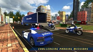 Police Plane Transporter Game || Level - Police Ship Transporter || Android Gameplay free