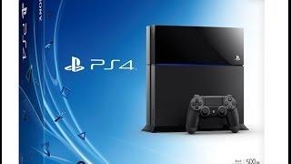 سوني بلاي ستيشن 4 استعراض فتح الصندوق ومواصفات 4 Sony PlayStation