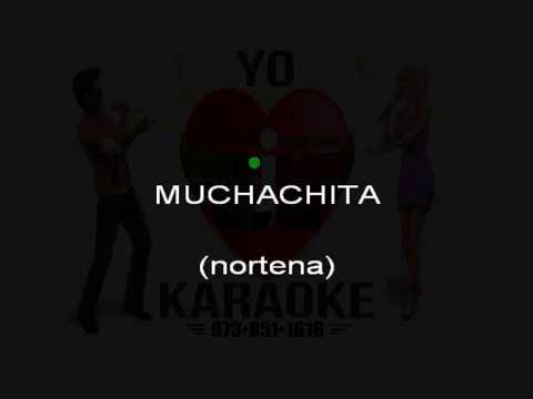 Sergio Vega   Muchachita Karaoke DJK Nortena