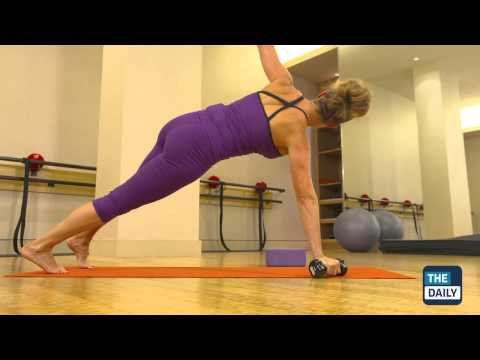 Work out with Pure Yoga: Bassett's Boot Camp